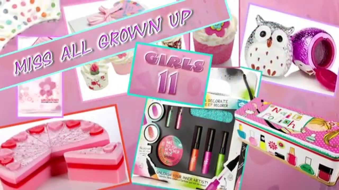 Girls Gift Ideas Age 11  Presents for Girls Age 11 at What 2 Buy 4 Kids