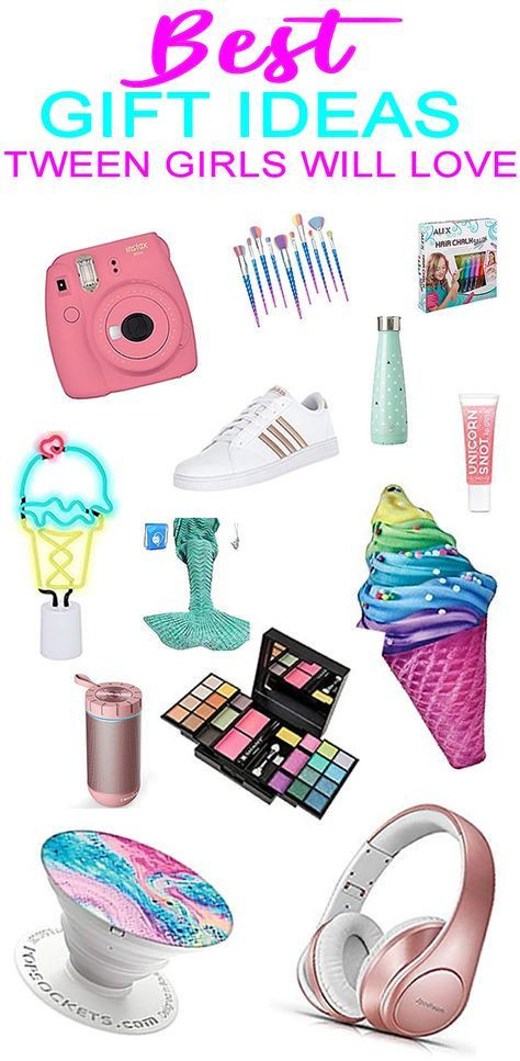 Girls Gift Ideas Age 11  Top Gifts For Tween Girls Best t suggestions