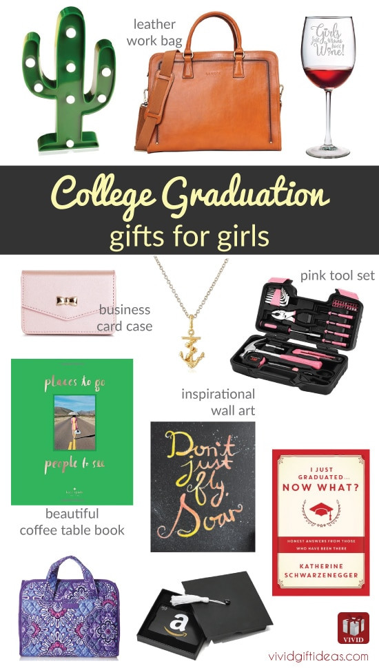 Grad Gift Ideas For Girls  12 Best College Graduation Gifts for Girls Graduates