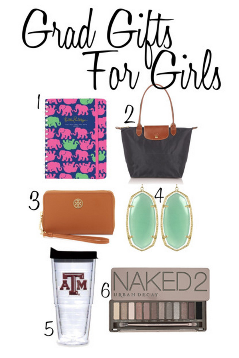 Grad Gift Ideas For Girls  Grad Gift Guide – Joyfully Abby