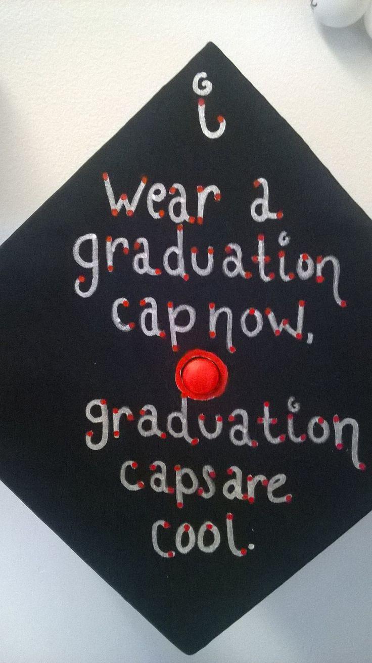 Graduation Cap Quotes  30 best Possible Graduation Cap Quotes images on Pinterest