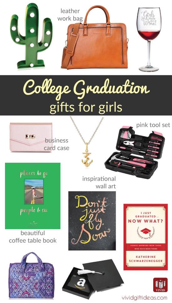 Graduation Gift Ideas College Grads  12 Best College Graduation Gifts for Girls Graduates