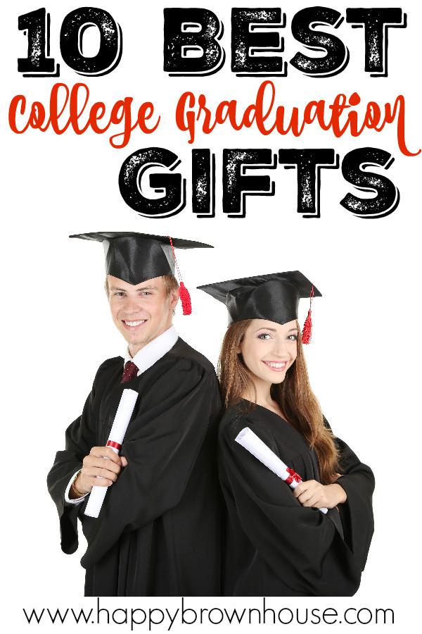 Graduation Gift Ideas College Grads  10 Best College Graduation Gifts