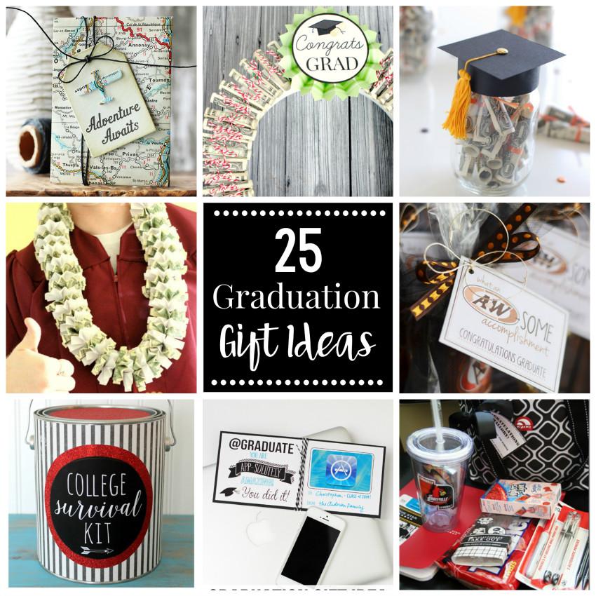 Graduation Gift Ideas College Grads  25 Graduation Gift Ideas