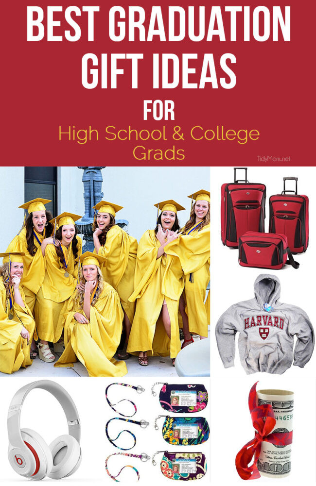 Graduation Gift Ideas College Grads  Cool Summer Sips