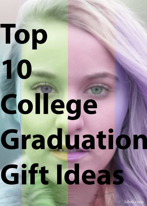 Graduation Gift Ideas For Girls  Top 10 College Graduation Gift Ideas for Girls [Updated