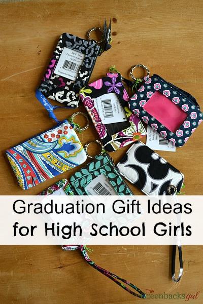 Graduation Gift Ideas For Girls  Graduation Gift Ideas for High School Girl Natural Green Mom