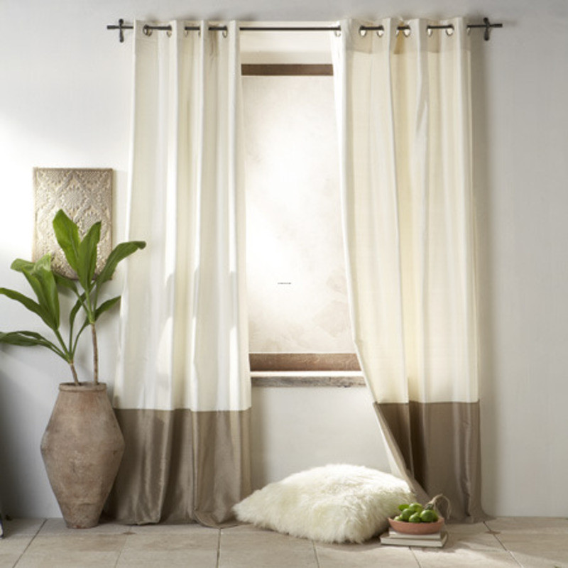 Gray Living Room Curtains  8 Fun Ideas for Living Room Curtains MidCityEast