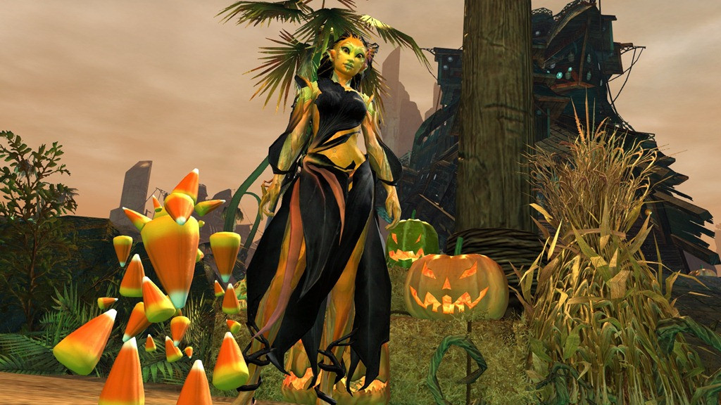 Gw2 Candy Corn  GW2 details Oct 15 release Blood and Madness update Dulfy