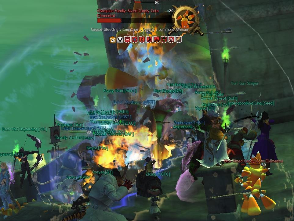 Gw2 Candy Corn  Tales from Tyria A Guild Wars 2 Blog Halloween Act II