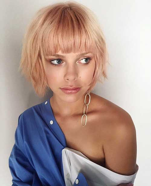 Hairstyle For Girls  25 New Short Haircuts for Girls