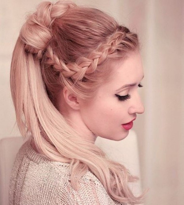 Hairstyle For Girls  Hairstyles of medium hair for girls 2016 Style Pk
