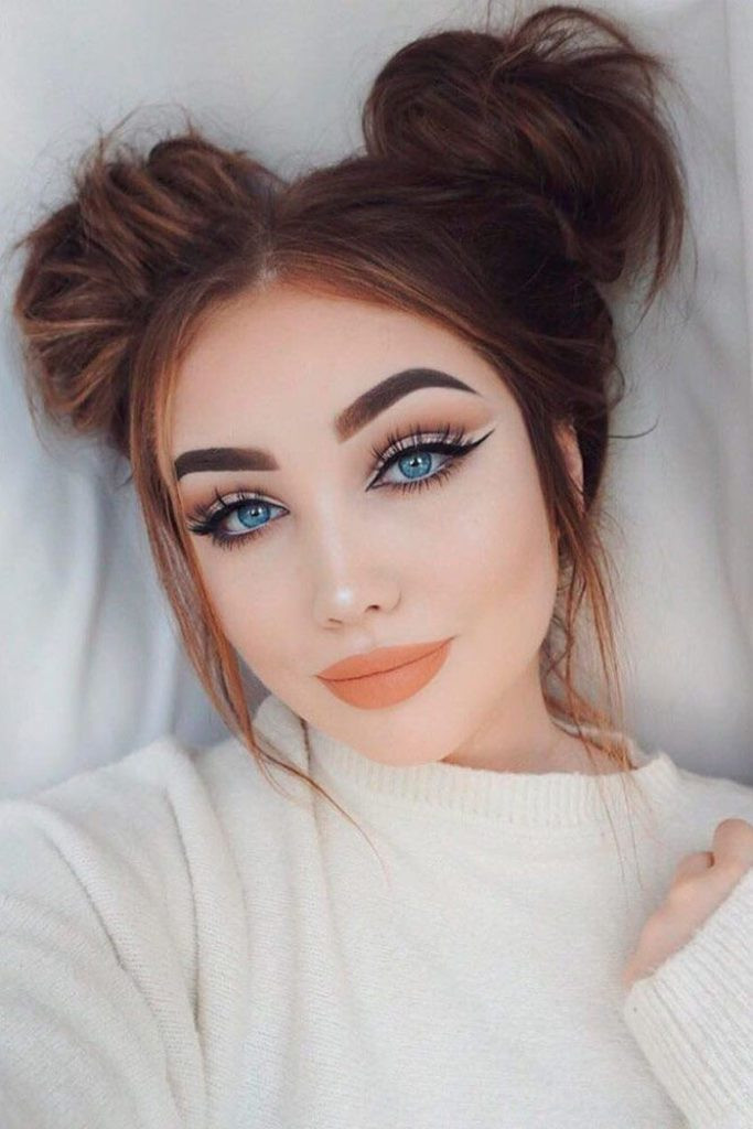 Hairstyle For Girls  Top Knot Hairstyles For Women – Look Modish And Marvelous