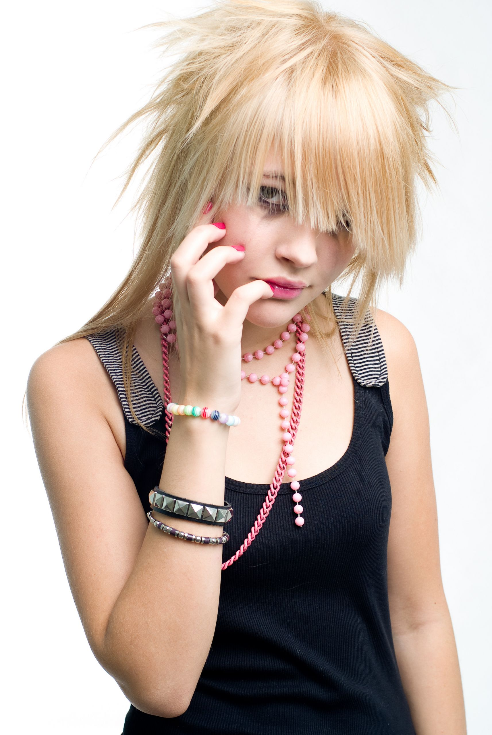 Hairstyle For Girls  42 Scene Hairstyles Ideas For Girls InspirationSeek