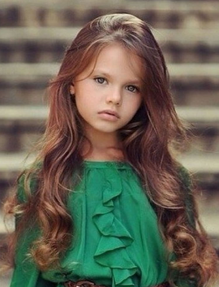 Hairstyle For Girls  54 Cute Hairstyles for Little Girls in 2020 – Mothers