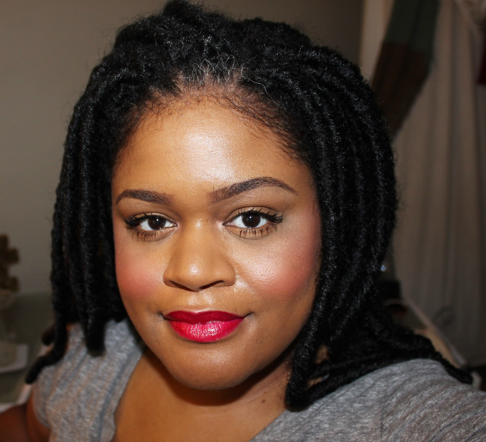 Hairstyles For Faux Locs Crochet  Natural Hair