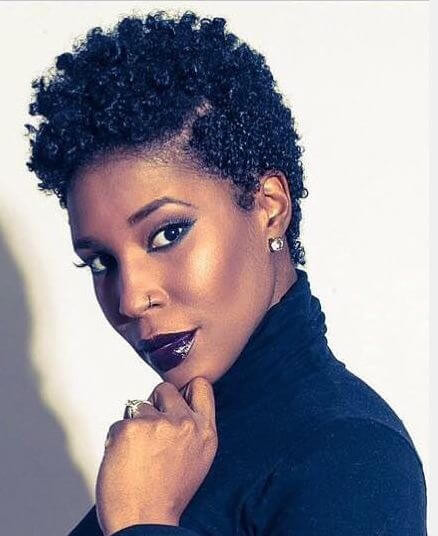 Hairstyles For Short Natural African American Hair  19 Stunning Quick Hairstyles for Short Natural African