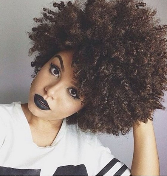 Hairstyles For Short Natural African American Hair  25 Gorgeous African American Natural Hairstyles PoPular