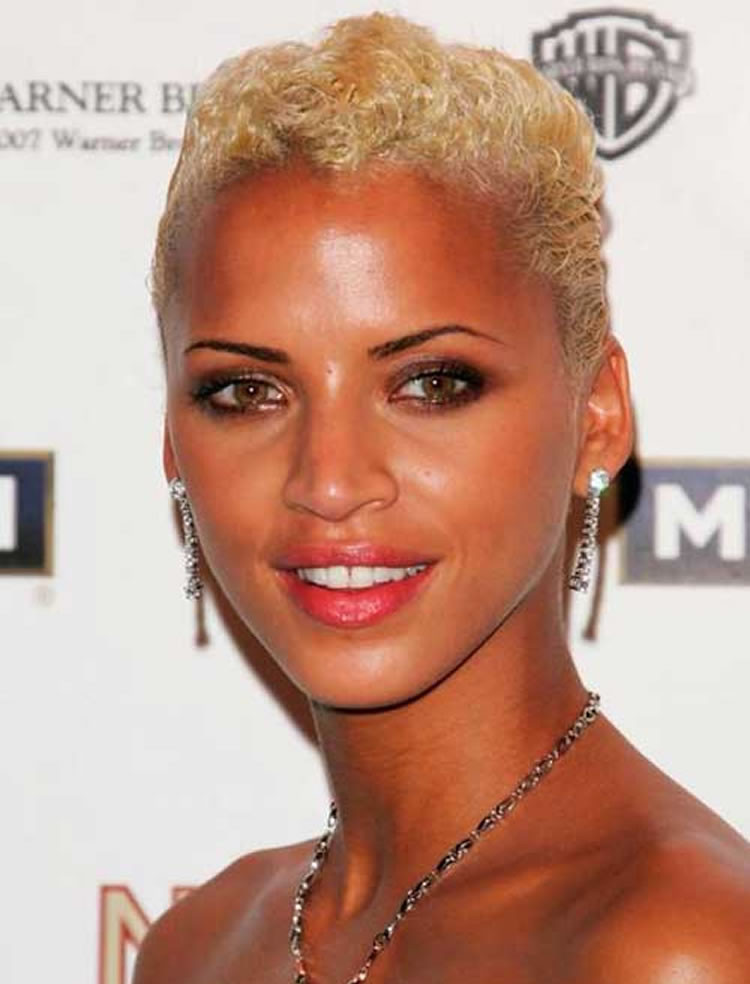 Hairstyles For Short Natural African American Hair  45 Ravishing African American Short Hairstyles and
