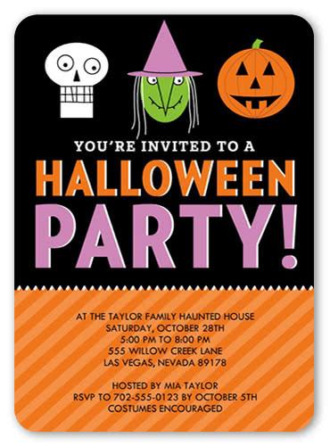 Halloween Birthday Party Invitation Ideas  26 Fun Halloween Party Games For 2018