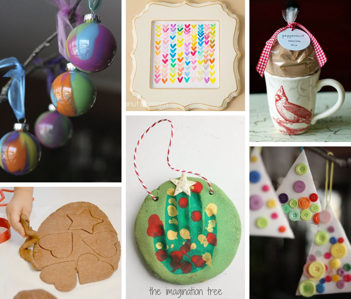 Handmade Gifts From Toddlers  10 DIY Holiday Gifts Kids Can Help Make
