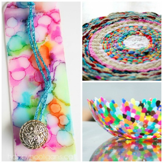 Handmade Gifts From Toddlers  40 Gifts Kids Can Make that Grown Ups will Really Use