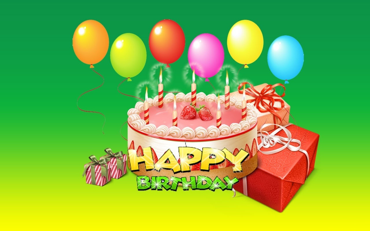 Happy Birthday Cake And Balloons  Top 7 Superb Birthday Reminder Apps for Android