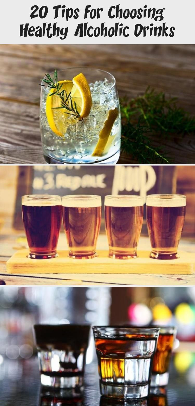 Healthy Vodka Drinks  20 Tips For Choosing Healthy Alcoholic Drinks