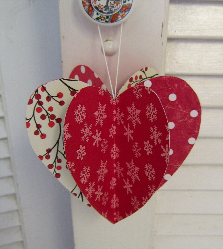 Heart Crafts For Adults  5 daughters Simple Valentine Crafts Galore
