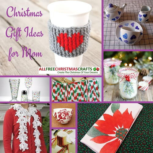 Holiday Gift Ideas For Mom  25 Christmas Gift Ideas for Mom