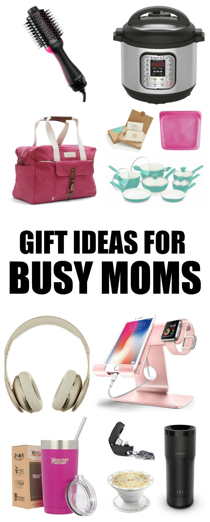 Holiday Gift Ideas For Mom  Gift Ideas For Busy Moms