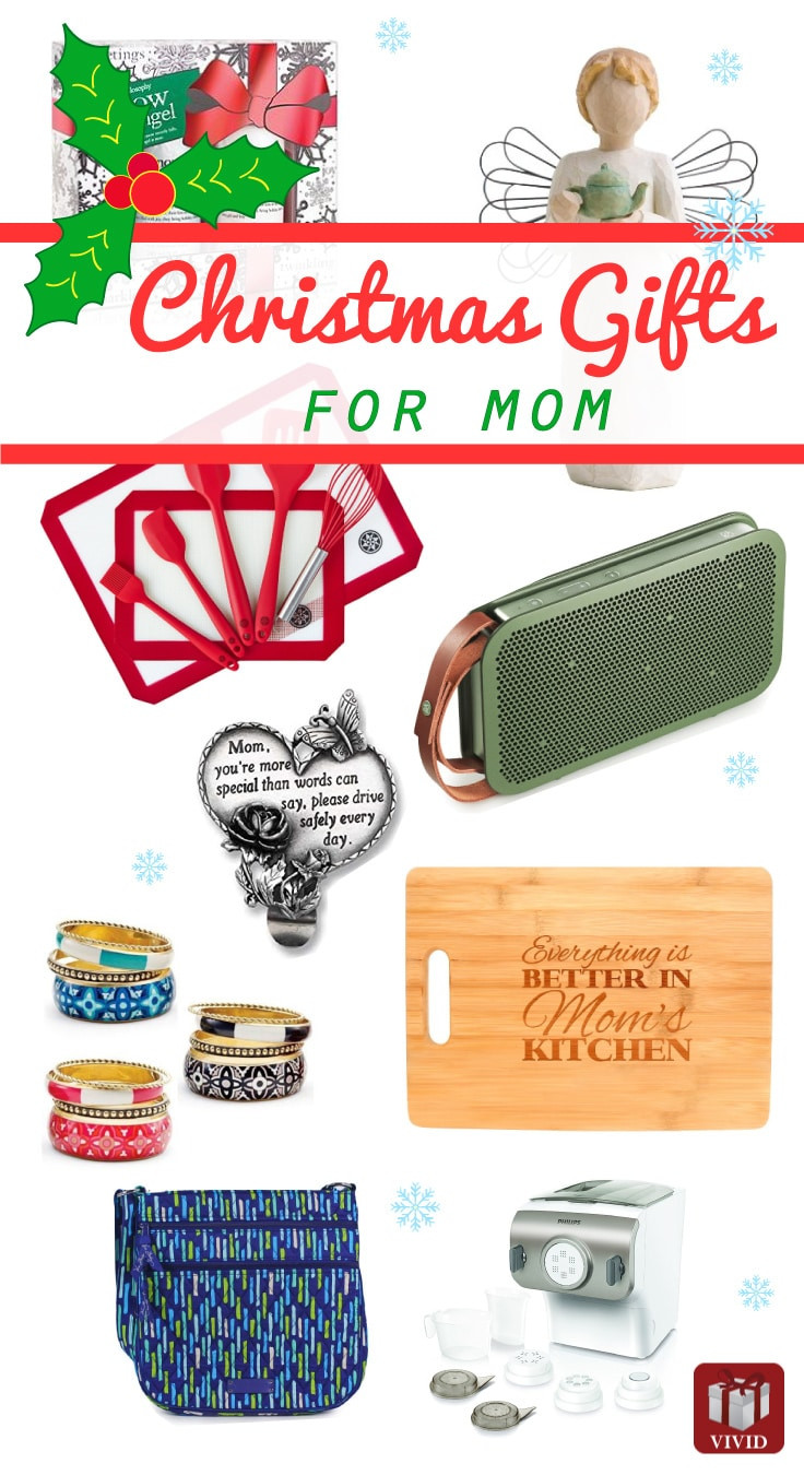 Holiday Gift Ideas For Mom  2015 Christmas Gift Ideas for Mom Vivid s
