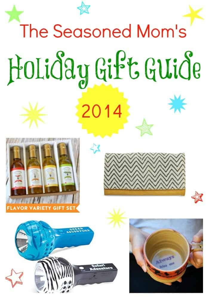 Holiday Gift Ideas For Mom  Christmas Gift Ideas The Seasoned Mom s Holiday Gift