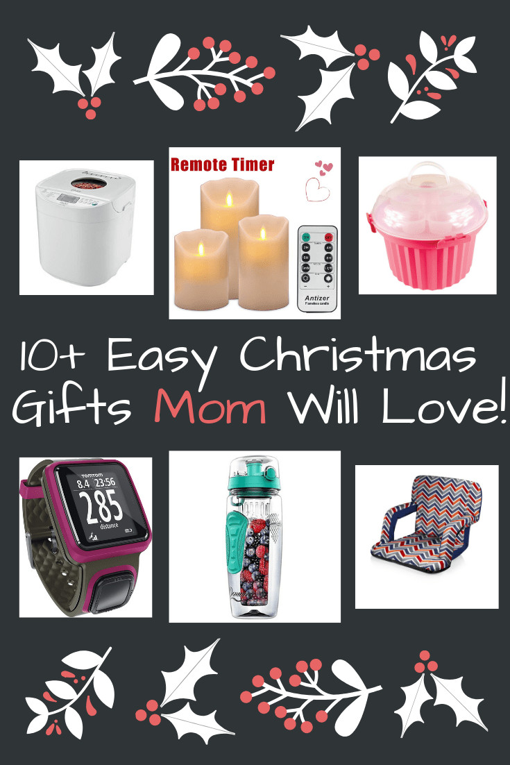 Holiday Gift Ideas For Mom  10 Christmas Gift Ideas for Mom From Our House to Yours