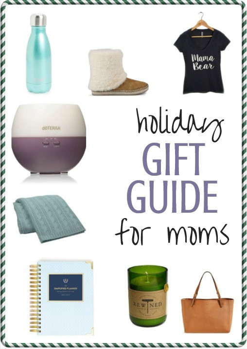 Holiday Gift Ideas For Mom  PBF Gift Guide 2015 For Moms Peanut Butter Fingers