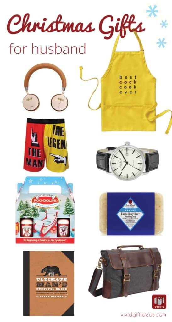 Holiday Gift Ideas Husband  7 Unique Gifts for Husband This Christmas Vivid s Gift Ideas