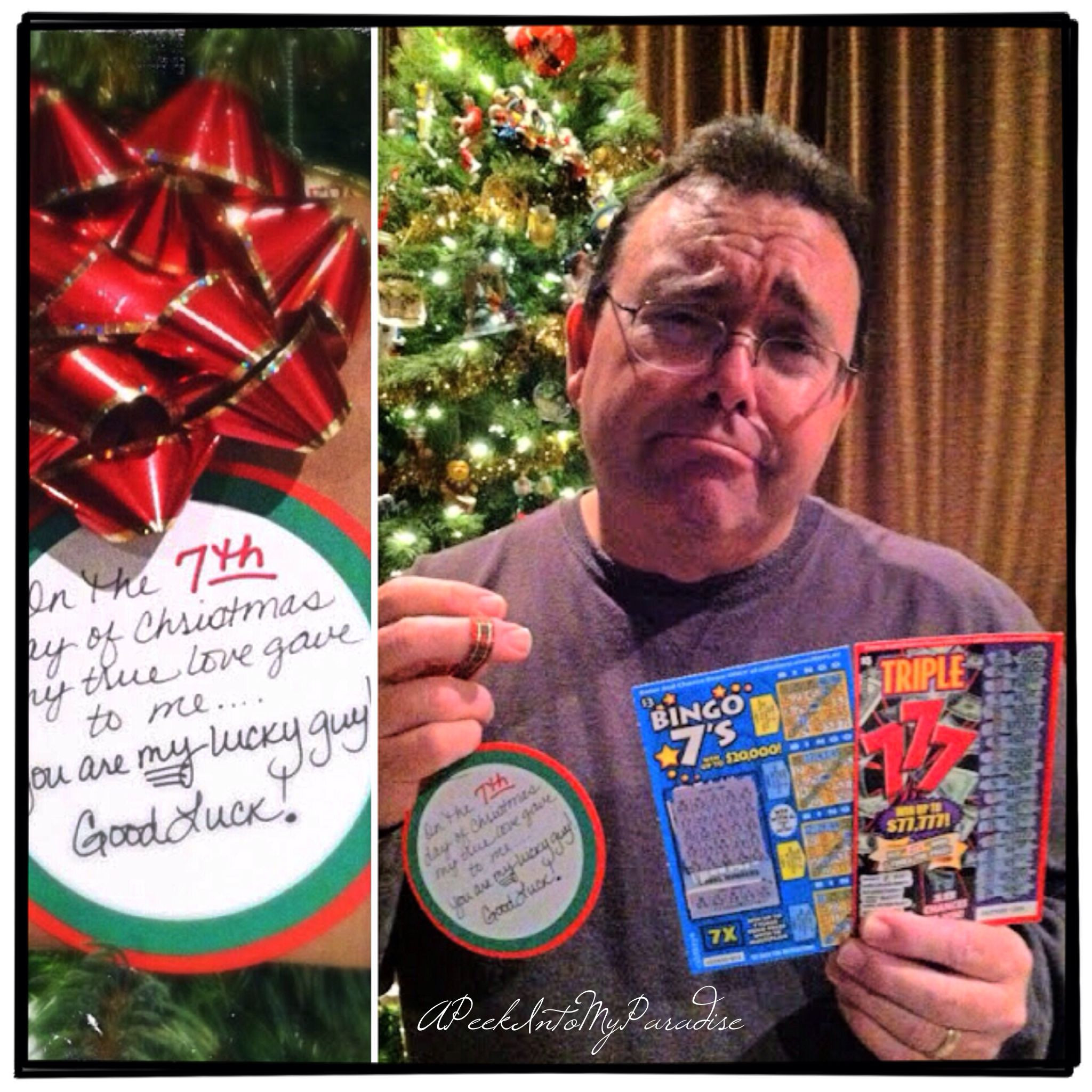 Holiday Gift Ideas Husband  12 days of Christmas for your Husband w list of ideas at