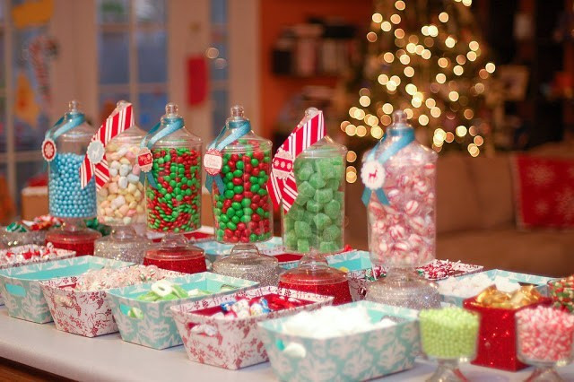 Holiday Party Decorating Ideas  60 Christmas Party Decor Ideas which will pel your