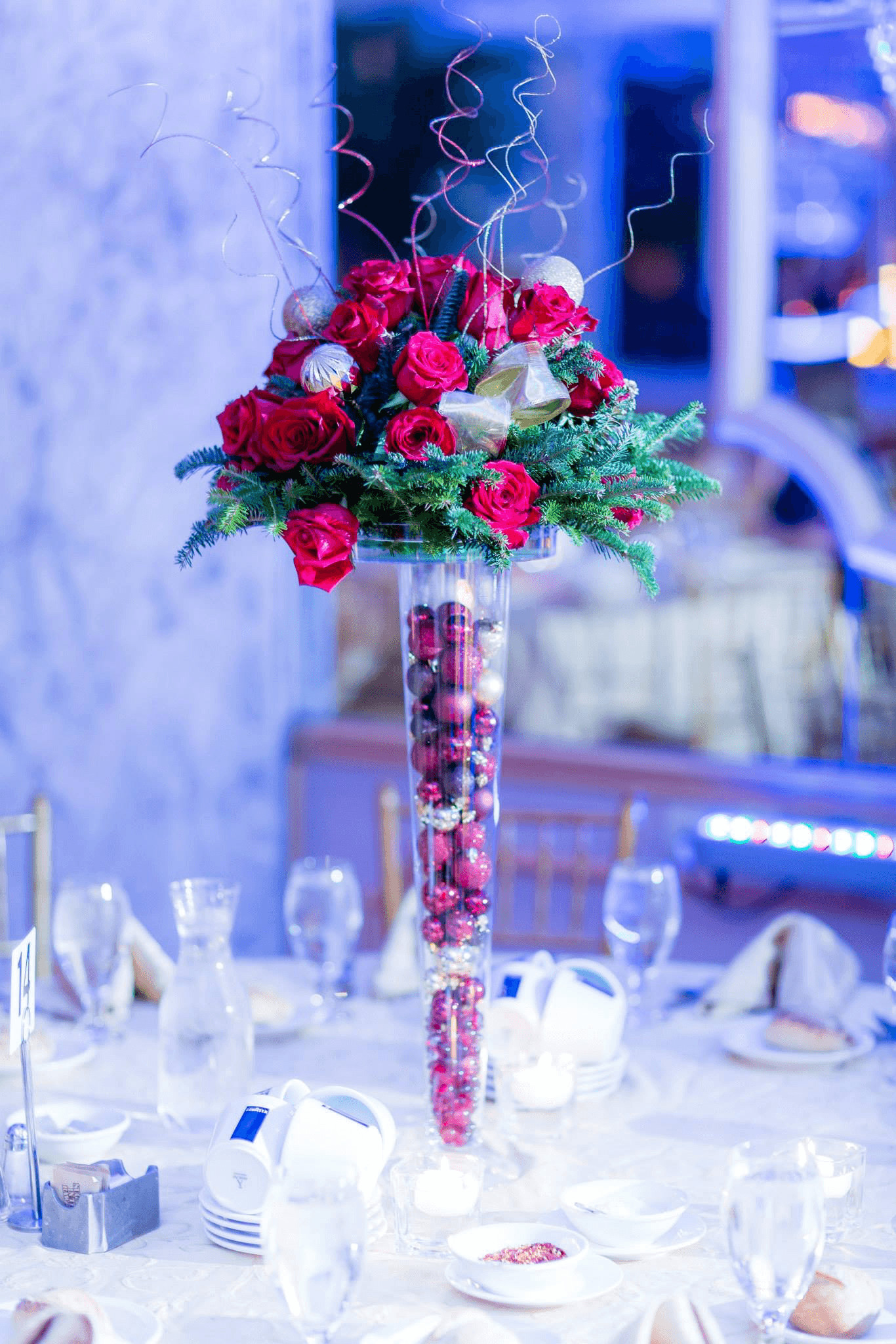 Holiday Party Decorating Ideas  Your Best pany Christmas Party Ever Leonard s Palazzo