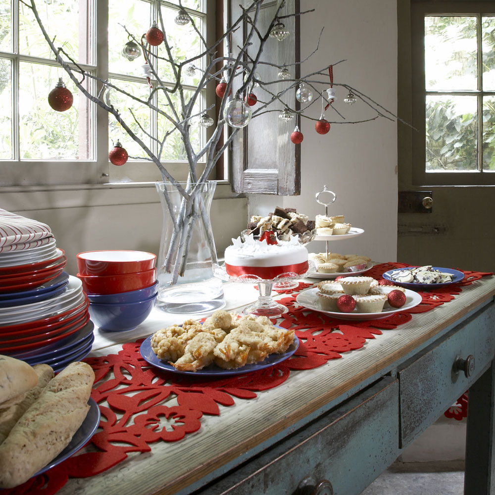 Holiday Party Decorating Ideas  Christmas party ideas – Christmas party decorations to