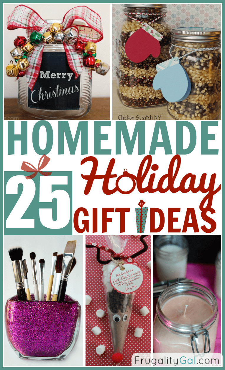 Holiday Safety Gift Ideas  25 Homemade Holiday Gifts