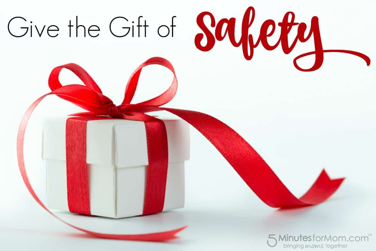 Holiday Safety Gift Ideas  Give the Gift of Safety with these Practical Gift Ideas