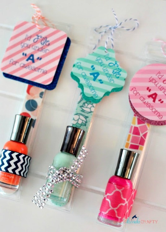 Homemade Gift Ideas For Girls  Cute Gift Ideas For Teens