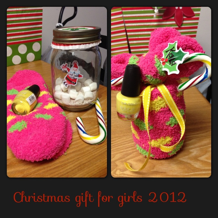 Homemade Gift Ideas For Girls  285 best Gifts & Favors Mason Jar Style images on