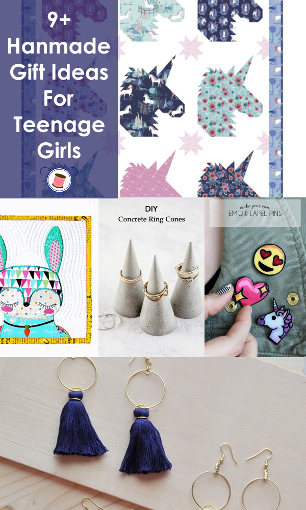 Homemade Gift Ideas For Girls  Homemade Gifts for Teenage Girls Happiness Guaranteed