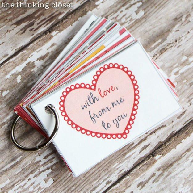 Homemade Gift Ideas Your Boyfriend  24 DIY Gifts For Your Boyfriend