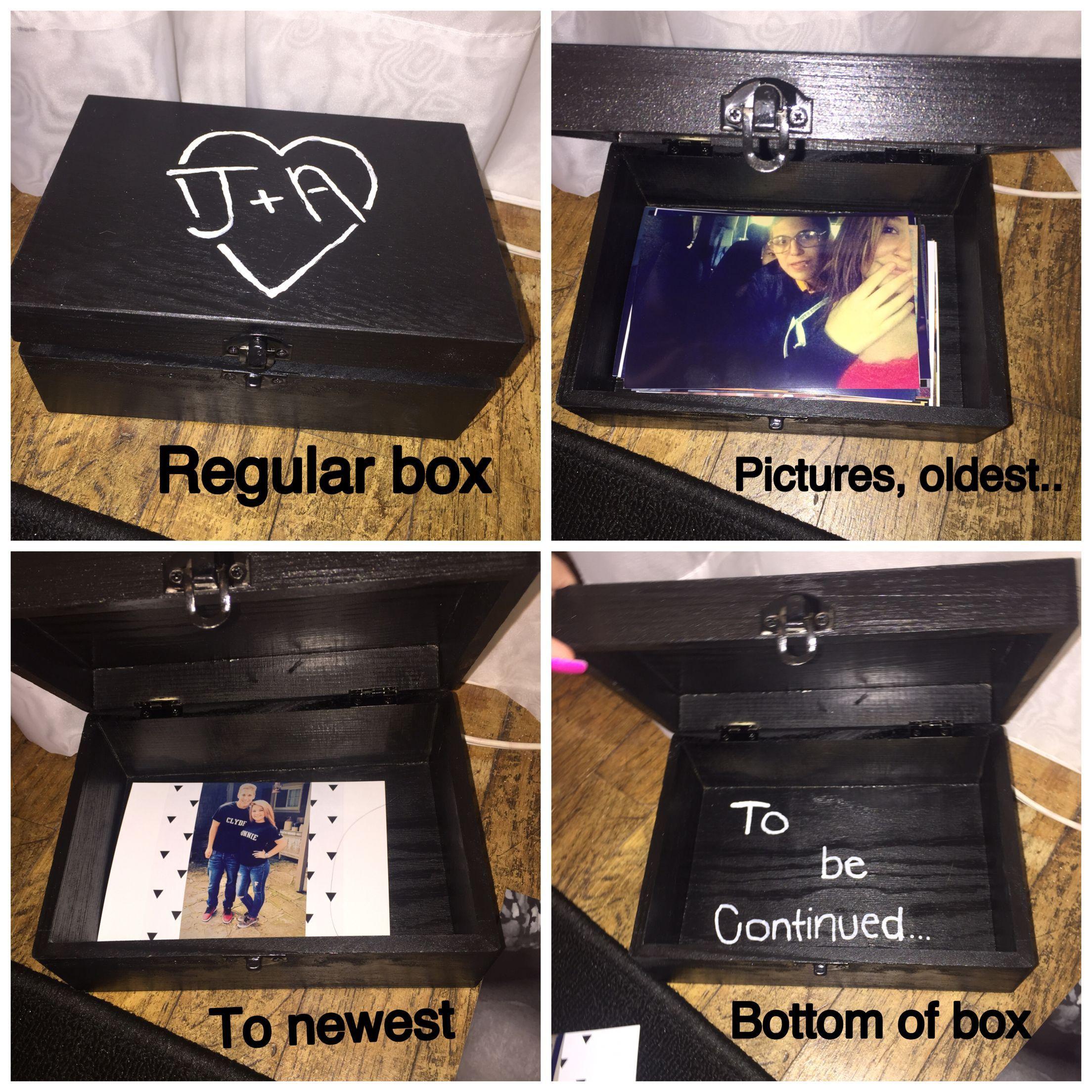 Homemade Gift Ideas Your Boyfriend  DIY cute t for boyfriend