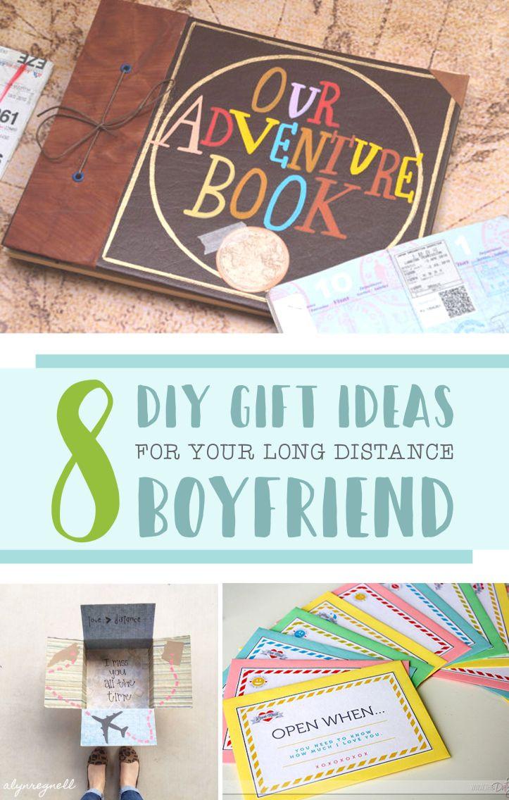 Homemade Gift Ideas Your Boyfriend  8 DIY Gift Ideas for Your Long Distance Boyfriend
