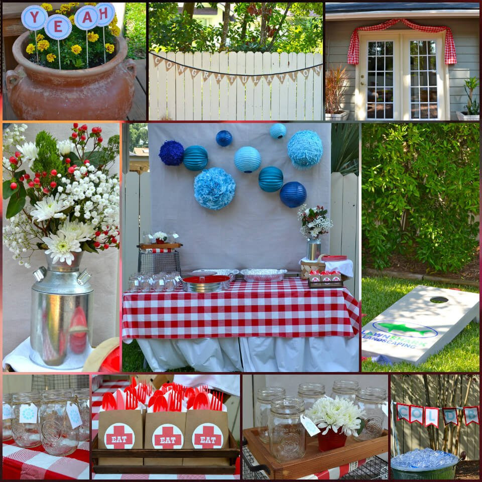 Homemade Graduation Party Decoration Ideas  50 DIY Graduation Party Ideas & Decorations Page 4 of 4