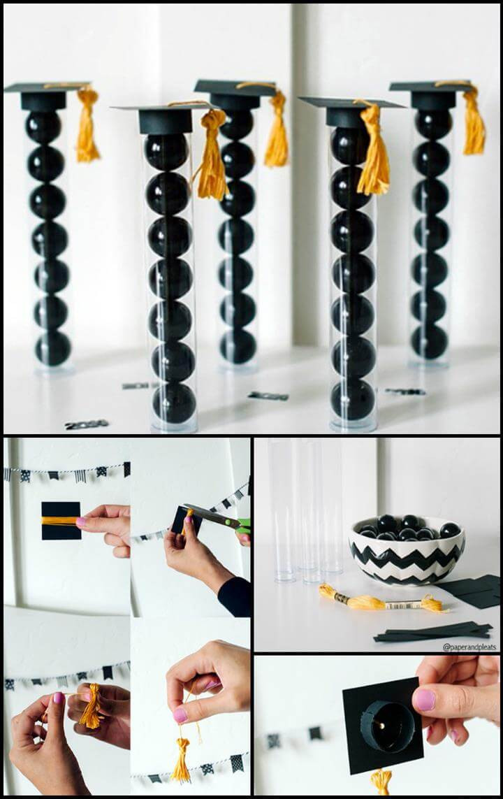 Homemade Graduation Party Decoration Ideas  50 DIY Graduation Party Ideas & Decorations Page 3 of 4